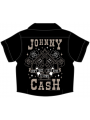 Johnny Cash Baby blouse/button up Guns