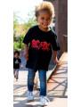 ACDC Kinder T-Shirt Logo colour ACDC - Metal kinder fotoshoot