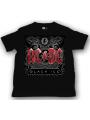 ACDC Kinder T-Shirt AC/DC bandshirt shirtje Black Ice