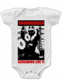 Soundgarden Baby Onesie Screaming Live