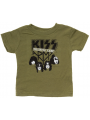 Kiss Baby T-shirt Training Camp