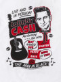 Johnny Cash baby t-shirt Flyer