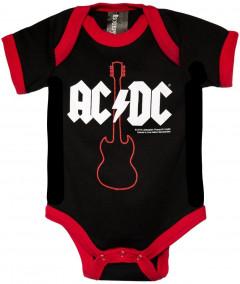 Stoere rompers van AC/DC