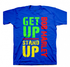 Bob Marley Kids T-shirt Get Up