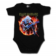 Iron Maiden Baby Romper 'Eddie'