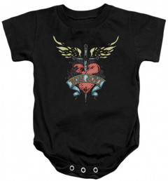 Bon Jovi baby romper Heart