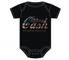 Johnny Cash Baby romper American Original