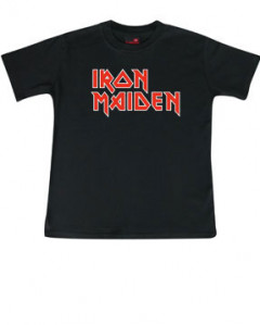 Iron Maiden baby t-shirt