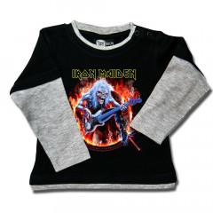 Iron Maiden kinder T-shirt Longsleeve