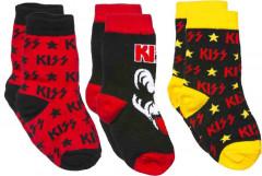 Kiss kinder sokken
