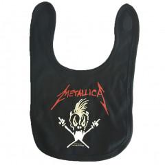 Metallica baby slabbertje
