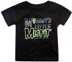 Misfits Kids T-shirt Mommy's Little Misfit