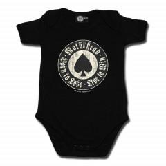 Motörhead Baby Romper - Born to Lose