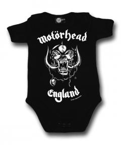 Motorhead Baby romper England (Clothing)