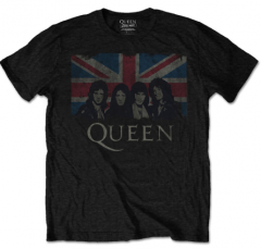 Queen Kids T-shirt England Flag