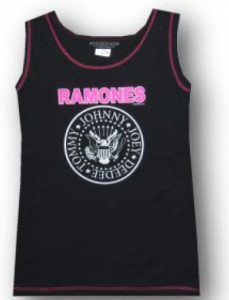 Ramones Kids Dress Kleid Jurk logo