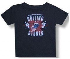 Rolling Stones Baby T-shirt Rock & Roll