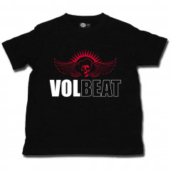 Vollbeat Kinder T-shirt Skullwing (Clothing)
