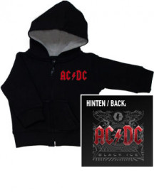ACDC Black Ice baby sweater