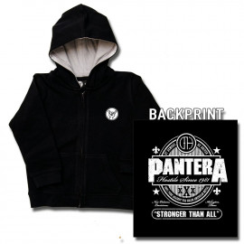 Pantera Stronger than all kids sweater (Print on demand)