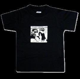 Sonic Youth kinder T-shirt Black Goo (Clothing)