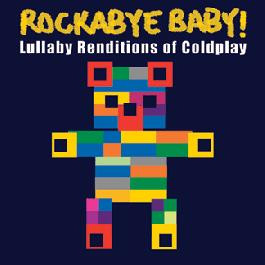 Rockabyebaby Coldplay CD