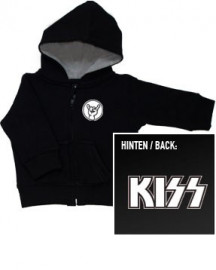 Kiss Logo kinder sweater-trui (print on demand)