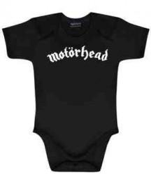 Motörhead Baby Romper Logo