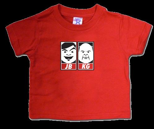 Tenacious D stoer kinder T-shirt (Clothing)