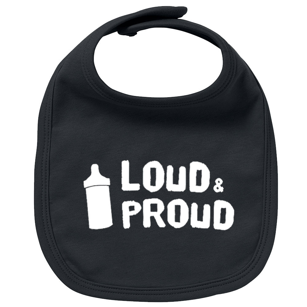 Rock Baby Slabbetje loud & proud