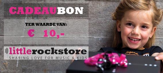 Littlerockstore Cadeaubon 10 euro