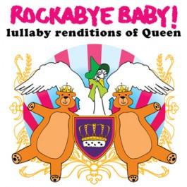 Rockabyebaby Queen CD