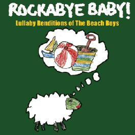 Rockabyebaby the Beach Boys CD