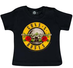 Guns N Roses baby t-shirtje