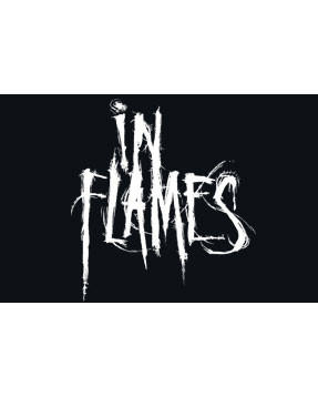 In Flames kinder T-shirt Logo