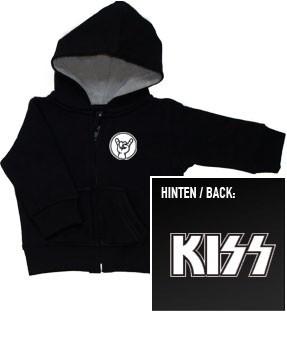 Kiss Logo kinder sweater-trui (print on demand)