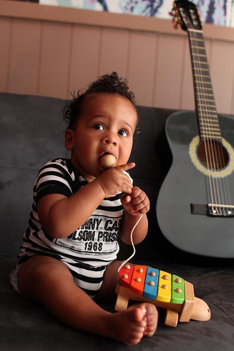 Rock Baby Kleding