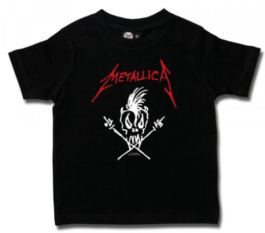 Metallica Kinder T-shirt - Scary Guy