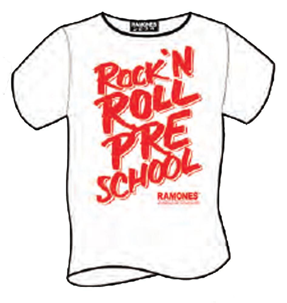 Ramones Kids T-shirt Rock n Roll Preschool
