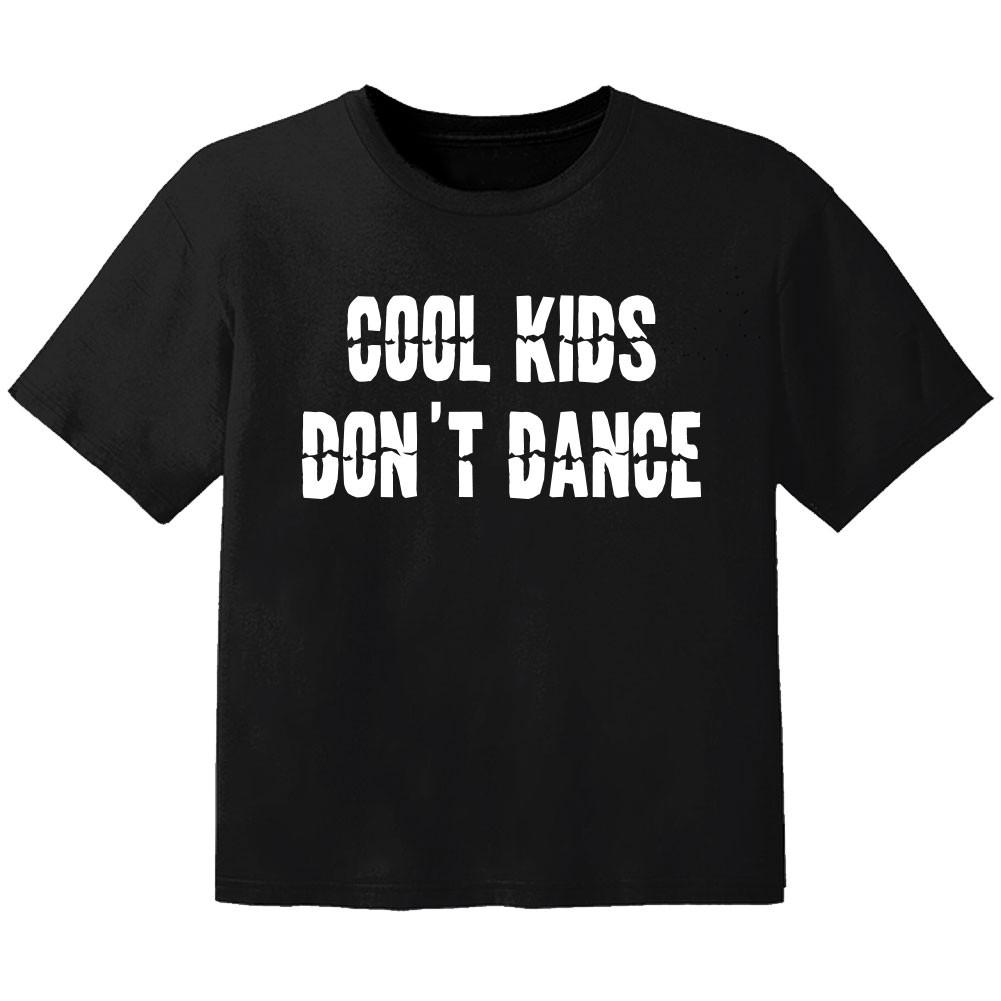 stoer baby t-shirt cool kids don't dance