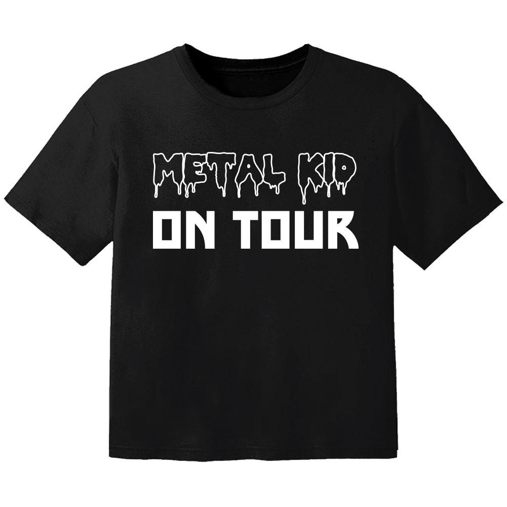 metal kids t-shirt metal kid on tour