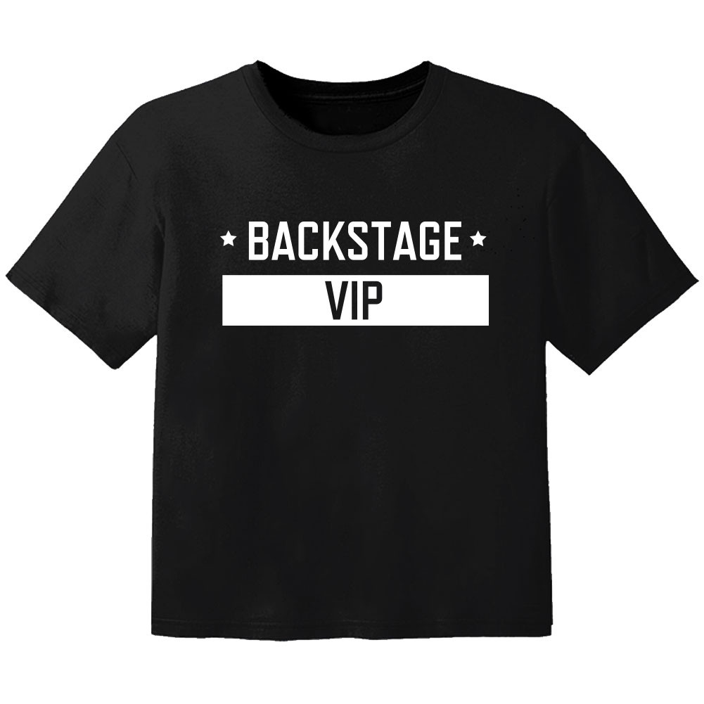 stoer baby t shirt backstage VIP