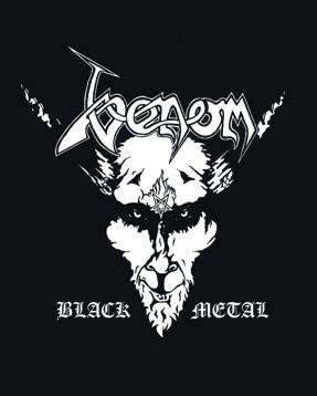 Venom romper baby Black Metal Venom