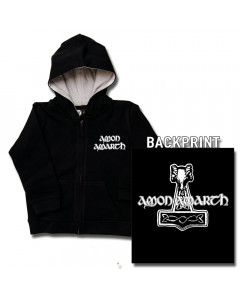 Amon Amarth Hammer baby sweater (Print On Demand)