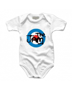 The Jam baby romper Target Logo