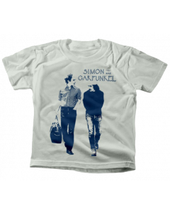 Simon and Garfunkel kinder T-shirt Walking