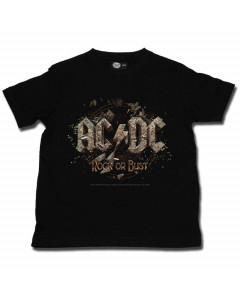 ACDC kinder T-Shirt Rock or Bust – METAL kinder