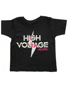 AC/DC Kids T-shirt High Voltage ACDC