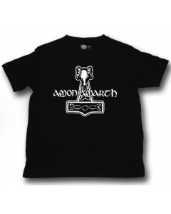 Amon Amarth Kids T-shirt Hammer