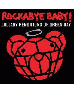 Rockabyebaby Green Day CD
